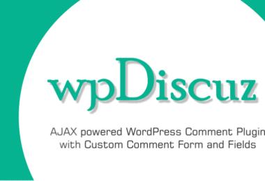 WPdiscuz : le plugin de commentaires n°1 sur WordPress ?
