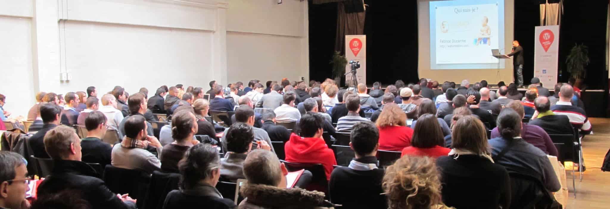 Wordcamp Paris 2013