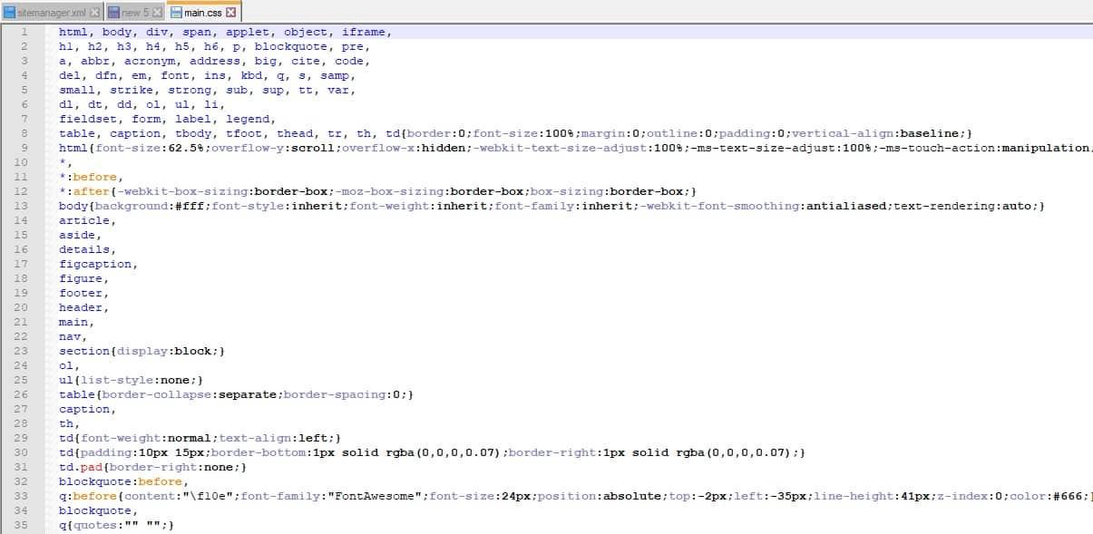 Modifier Css Theme WordPress Avec Editeur