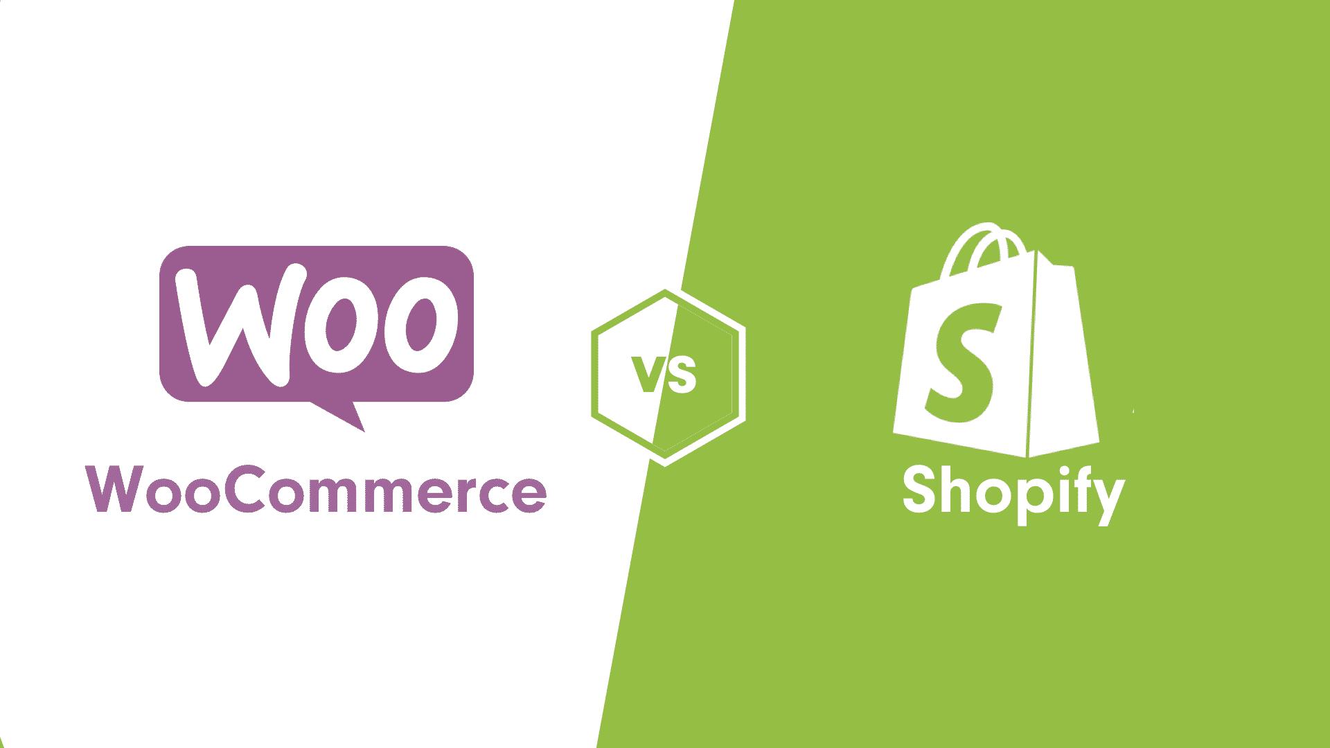 Woocommerce ou Shopify