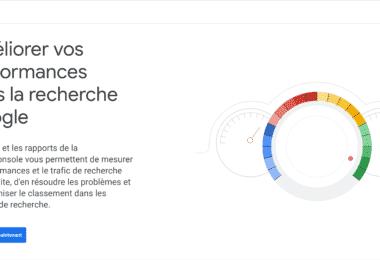 Google Search Console Francais