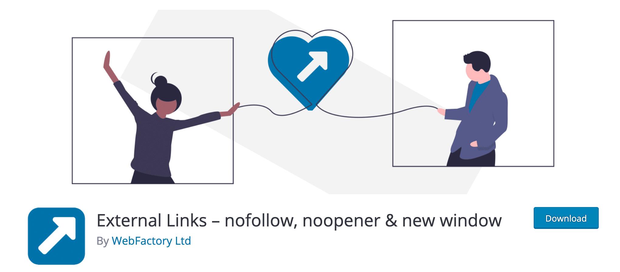 External Links Noopener, Nofollow