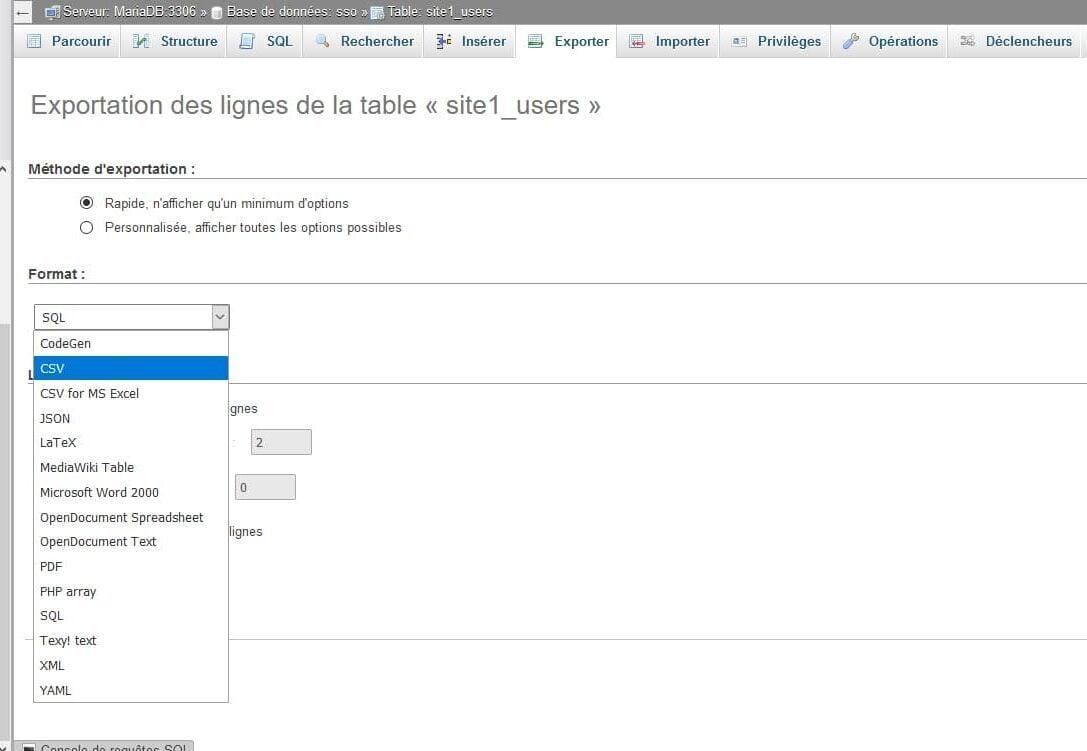 Exporter sans risque les utilisateurs WordPress