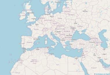 integrer carte wordpress sans google map avec open street map 9