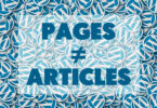 Quelle Difference Entre Article Et Page Wordpress 6