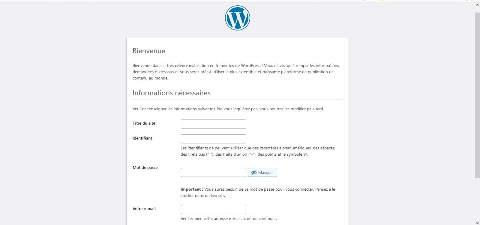 WordPress possède déjà un système de gestion de membres !