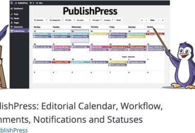calendriers wordpress meilleurs plugins 14