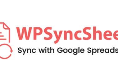 synchroniser gravity form google sheet plugin wordpress 20